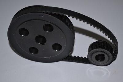 皮带轮拆卸小技巧