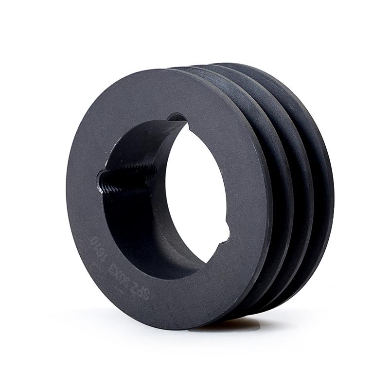 如何检验锥套皮带轮质量